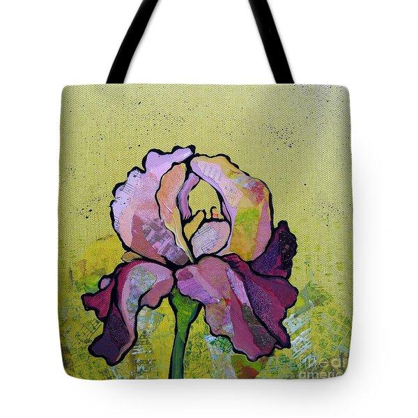 Iris IIi Tote Bag