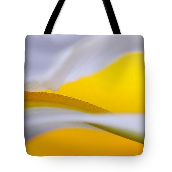 Iris Impressions Tote Bag