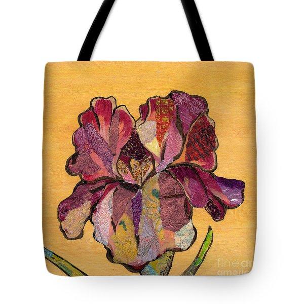 Iris Iv - Series II Tote Bag