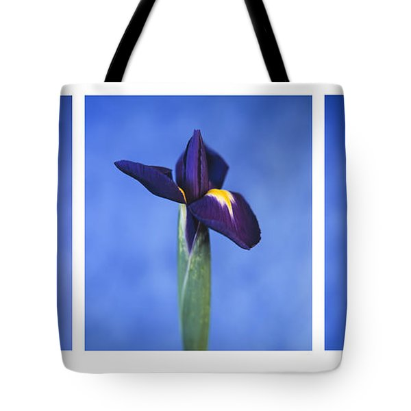 Iris Tote Bag by Lana Enderle