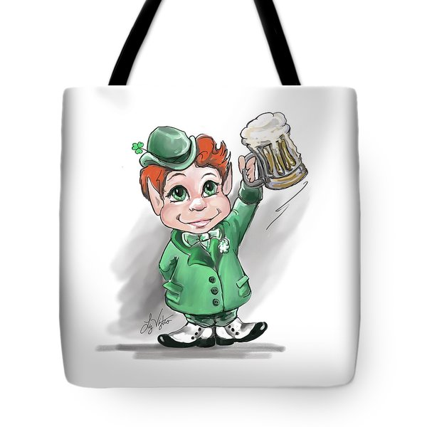 Irish Cheers Tote Bag