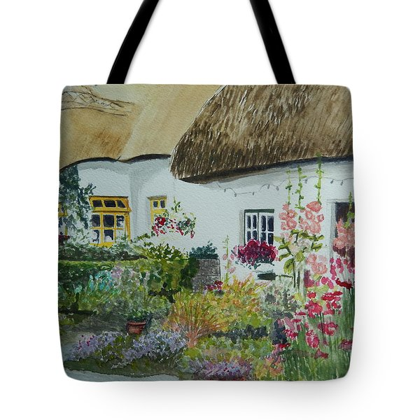 Irish Garden Tote Bag