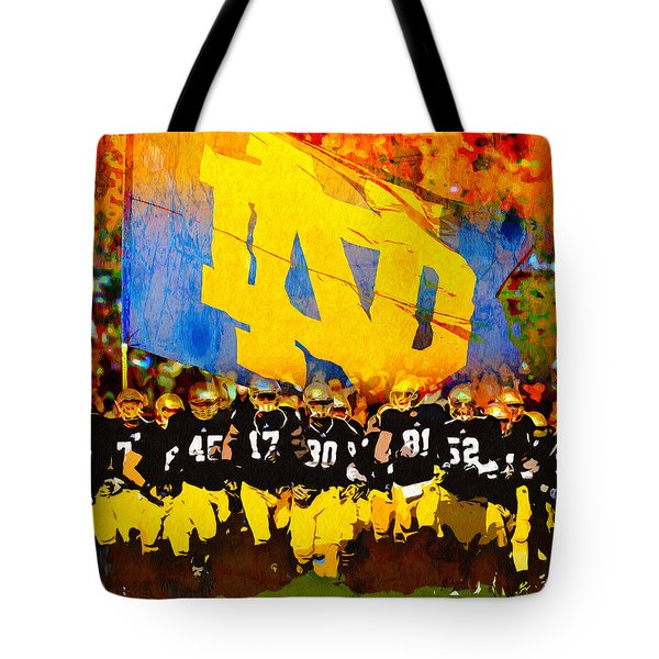 Irish In Color Tote Bag