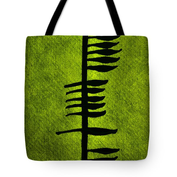 Irish Ogham Meaning Health Tote Bag