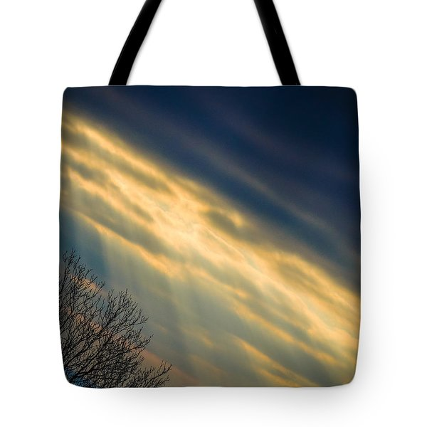 Irish Sunbeams Tote Bag