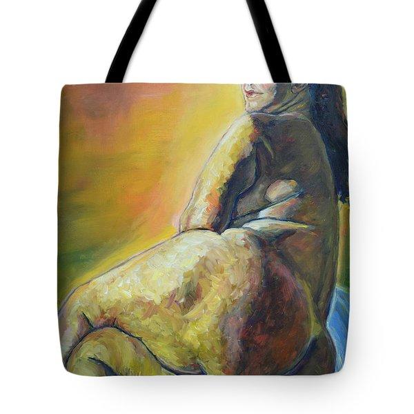 Irja Tote Bag
