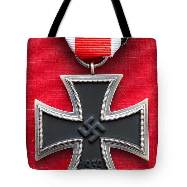 Iron Cross Medal Tote Bag