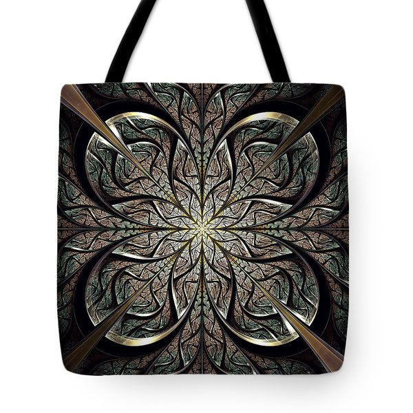 Iron Gate Tote Bag by Anastasiya Malakhova