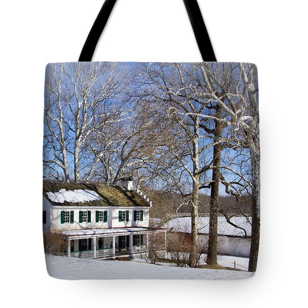 Ironmasters House Tote Bag