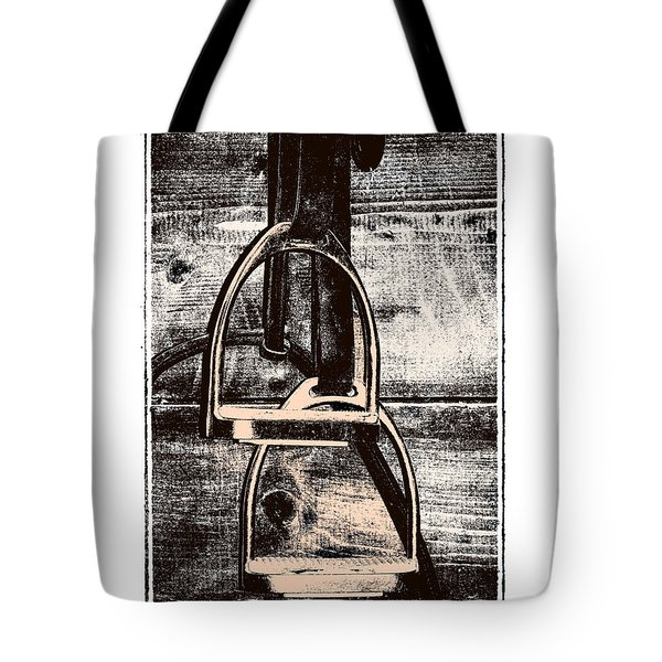 Irons Tote Bag by JAMART Photography