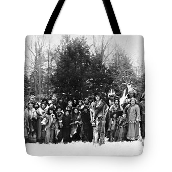 Iroquois Group C1914 Tote Bag by Granger
