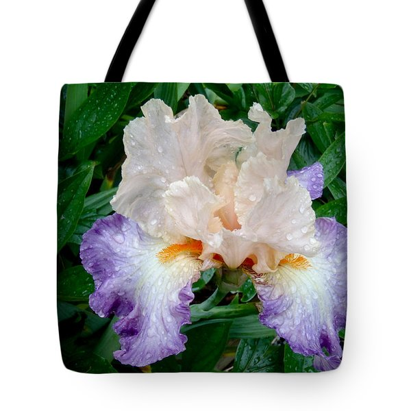 Irresistible Iris Tote Bag