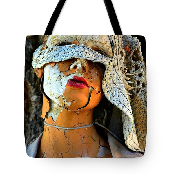 Irreversible - Limited Edition Tote Bag by Newel Hunter