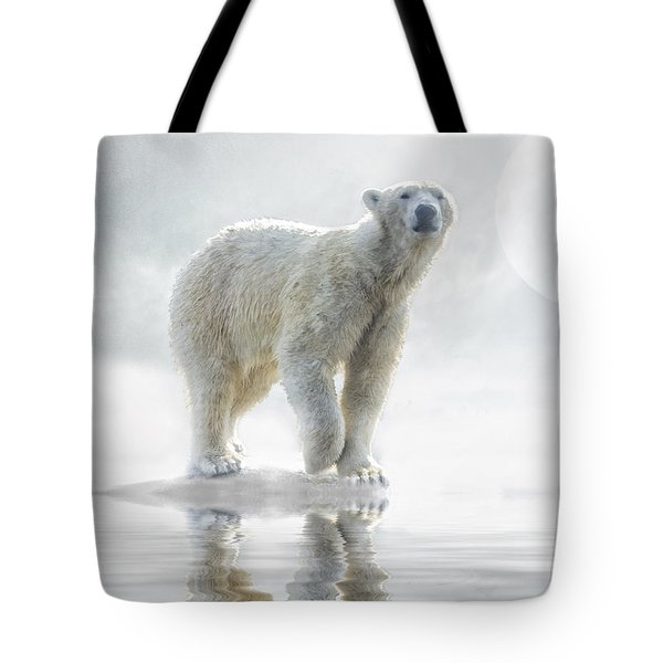 Is Anyone Out There? Tote Bag by Brian Tarr