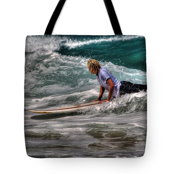 Tote Bag featuring the photograph Is It The One? by Julis Simo