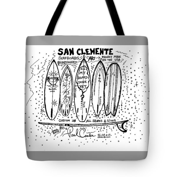 Is My Board Done Yet Tote Bag
