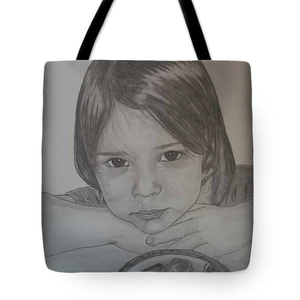 Isabella Tote Bag by Justin Moore