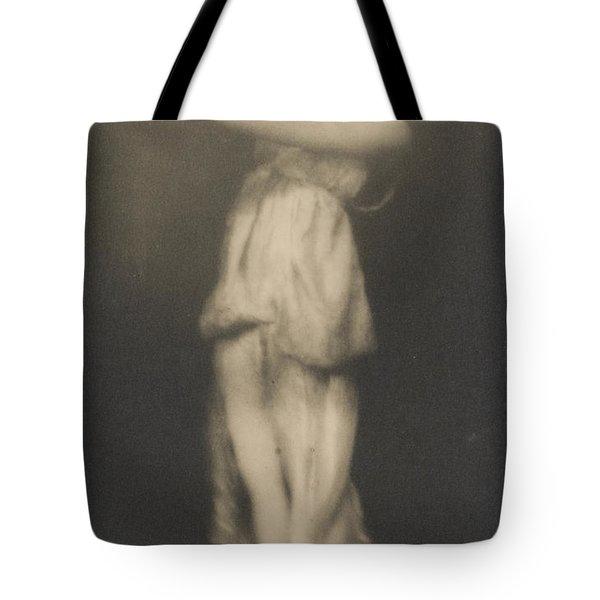 Isadora Duncan   Dancer Tote Bag