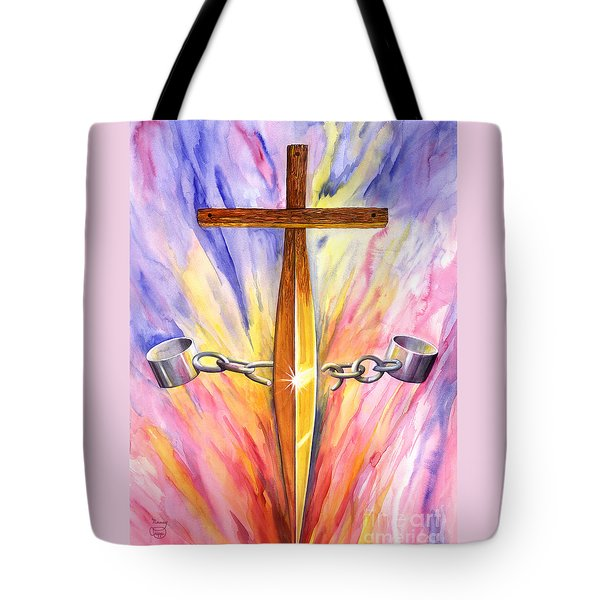 Isaiah 61 Tote Bag