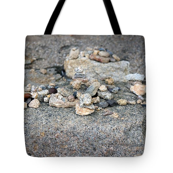 Tote Bag featuring the photograph Ishi by Cassandra Buckley