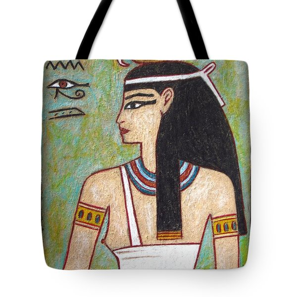 Isis Tote Bag by Joseph Sonday
