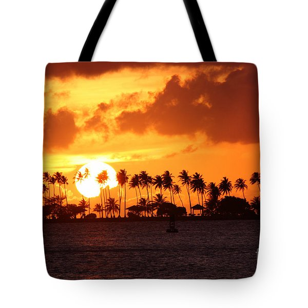 Isla De Leprosos Tote Bag