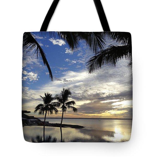 Isla Infinity Tote Bag