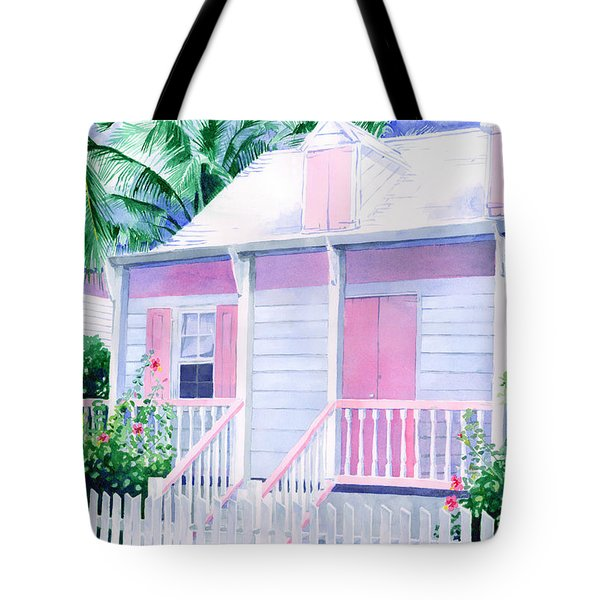 Island Charm Tote Bag