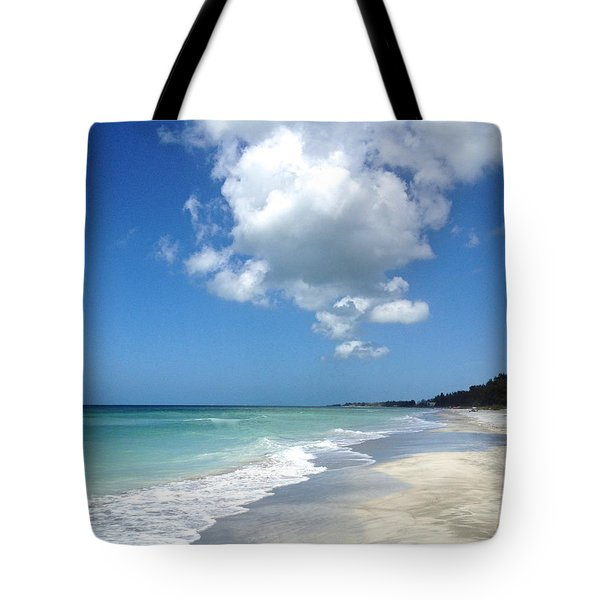Island Escape  Tote Bag by Margie Amberge