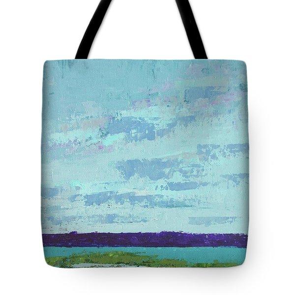 Island Estuary Tote Bag