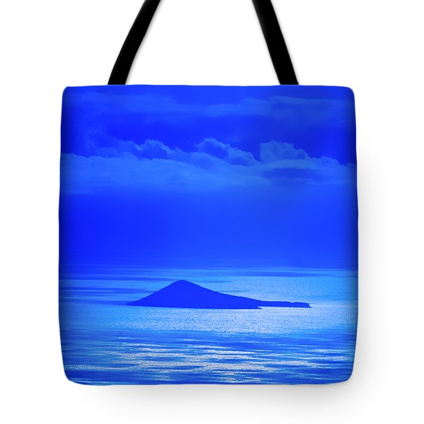 Island Of Yesterday Tote Bag