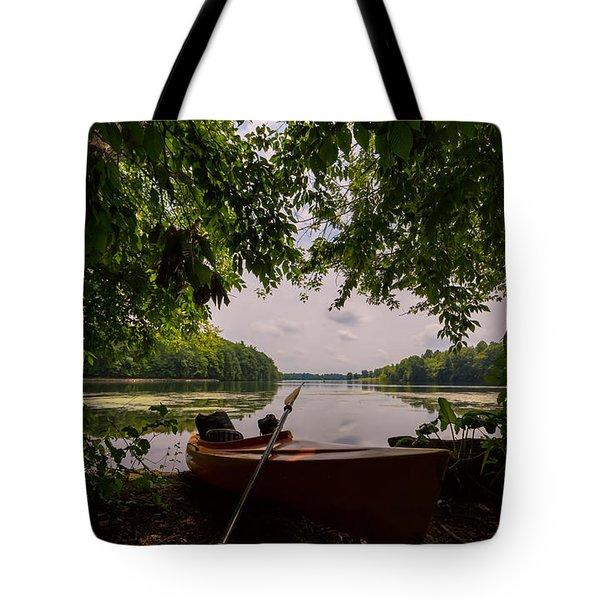 Island View Tote Bag