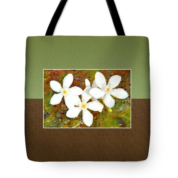 Islander-no1 Tote Bag by Darla Wood