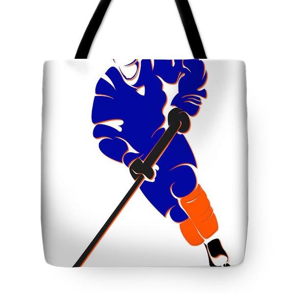 Islanders Shadow Player Tote Bag
