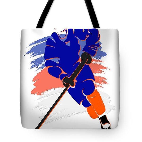 Islanders Shadow Player2 Tote Bag