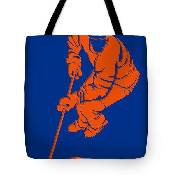 Islanders Shadow Player3 Tote Bag