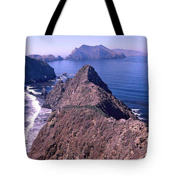 Islands In The Ocean, Anacapa Island Tote Bag