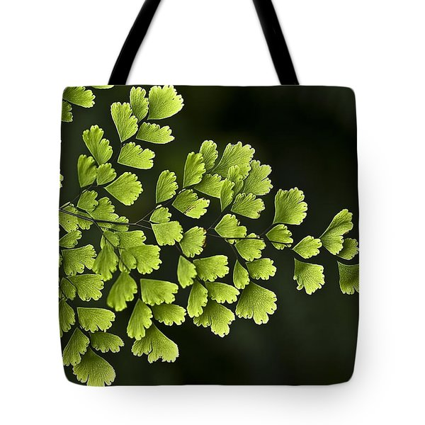 Islands Of Green Tote Bag