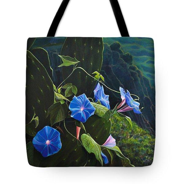 Isle Of Capri Tote Bag