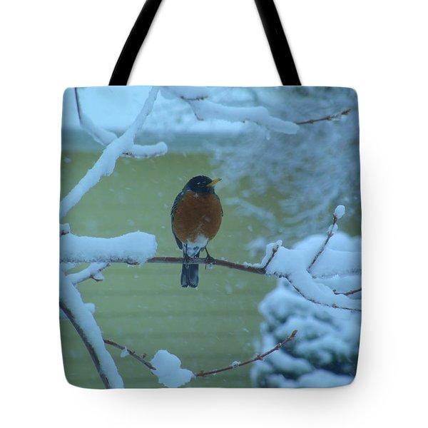 Isn't It Spring Yet? Tote Bag