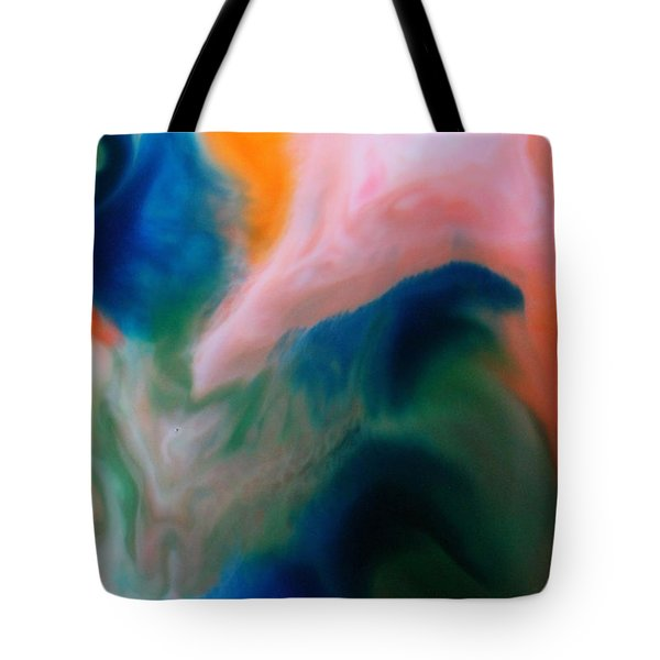 Isn't That Marvel Us Tote Bag by Lucy Matta - LuLu