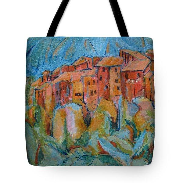 Isola Di Piante Small Italy Tote Bag