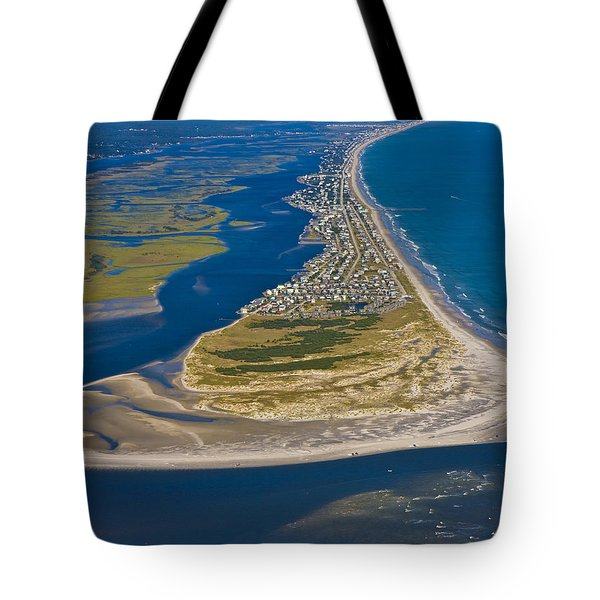 Isolated Luxury Tote Bag