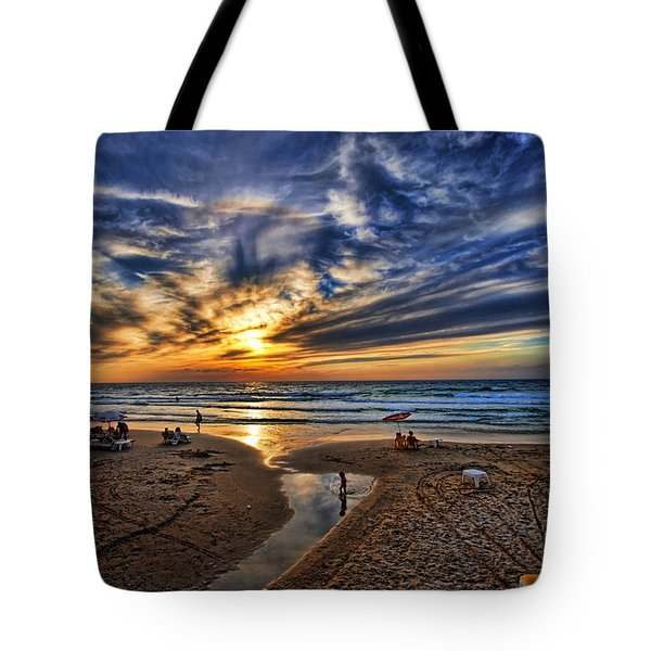 Israel Sweet Child In Time Tote Bag