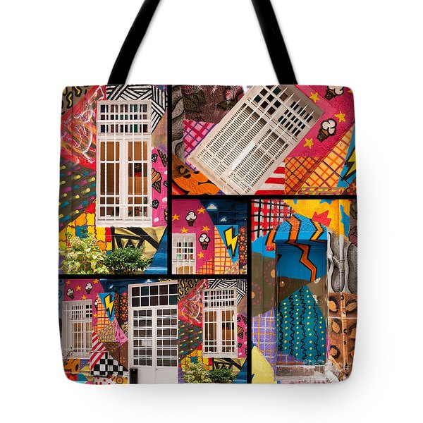 Istanbul Colour 08 Tote Bag by Rick Piper Photography