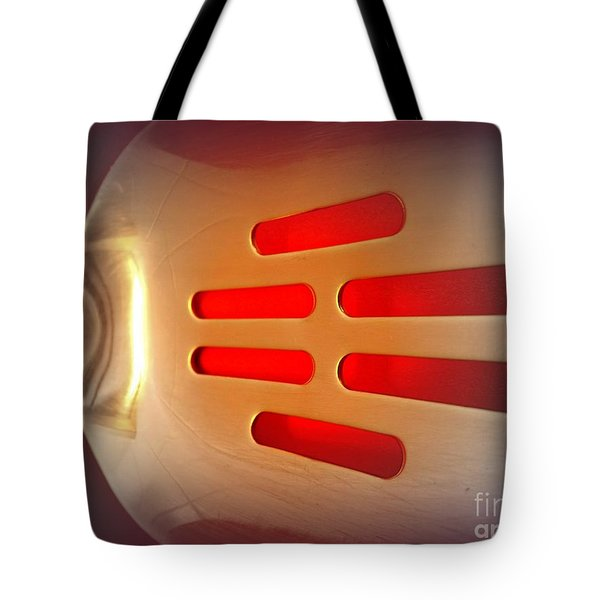 It Glows Tote Bag by Clare Bevan