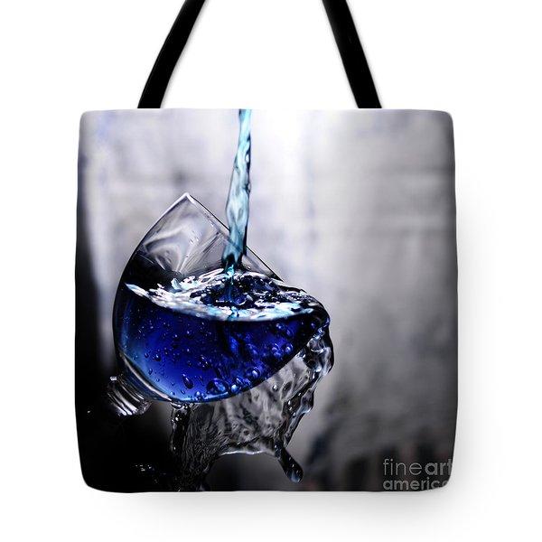 It Is Blue Tote Bag