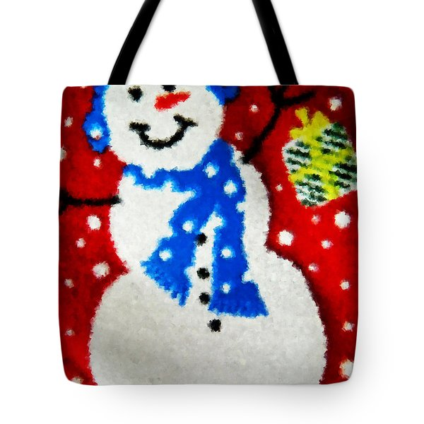 It Is Christmas Time Tote Bag