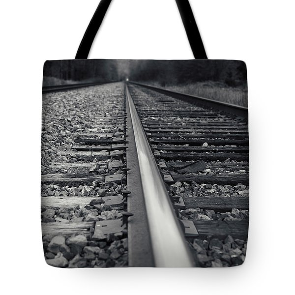 Tote Bag featuring the photograph It Is Coming by Lisa Knechtel