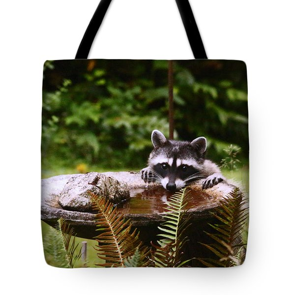 It Is Not Just For The Birds Tote Bag by Kym Backland